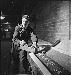 In a British Shipyard- Everyday Life in the Shipbuilding Industry, UK, 1943 DB86.jpg