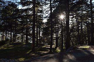 Shtamë Pass National Park