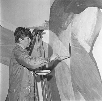 2015 in Norway - Inger Sitter in 1967