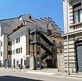 Ingresso degli artisti del Teatro Cagnoni - Vigevano.jpg