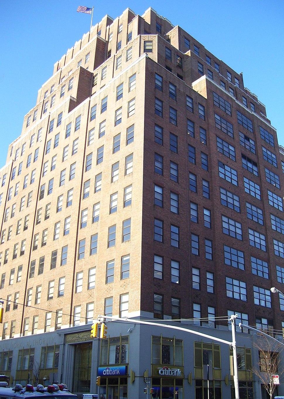 Inland Terminal 1 Eighth Avenue
