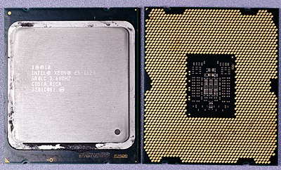 List of Intel Xeon microprocessors - Wikipedia