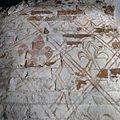 Interieur, detail van muur met muurschilderingen tijdens restauratie - Oostrum - 20383811 - RCE.jpg