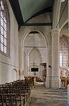 interieur, noorderzijbeuk - waalwijk - 20342655 - rce