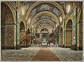 Interieur van de Sint-Janscokathedraal in Valletta Malta. Interno del Duomo di S. Giovanni (titel op object), RP-F-F01141-P.jpg