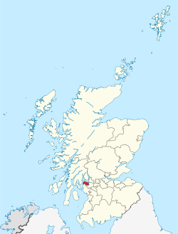 Inverclyde in Scotland.svg