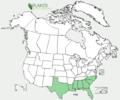 Ipomoea sagittata US-dist-map.png