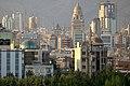 Irnb178-Teheran-Widok z kładki w strone gór.jpg