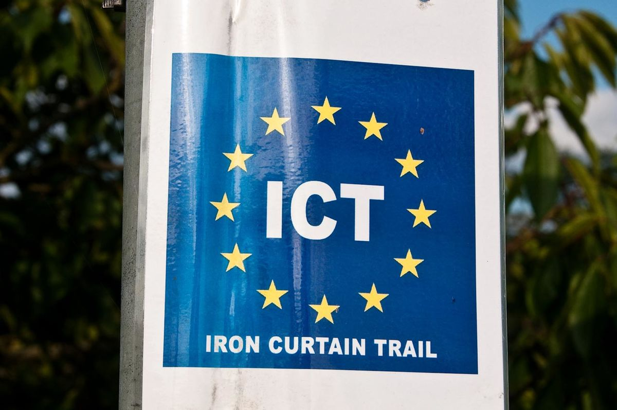 Iron Curtain Trail (EV13) – Wikipedia