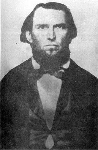 Isaac N. Ebey - Image: Isaac Neff Ebey 1818 1857