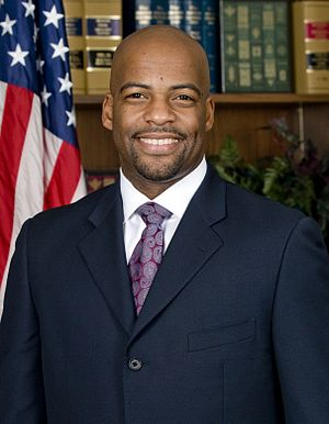 Isadore Hall III - Image: Isadore Hall, California State Assembly (2008)