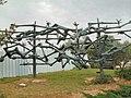 Israel-Yad Vashem Sculpture.jpg