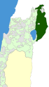 Israel Map - Golan Regional Council Zoomin.svg