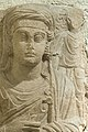 Istanbul Archaeological Museum Palmyrene funerary relief 1187b.jpg