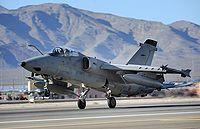 Italian Air Force AMX fighter.jpg