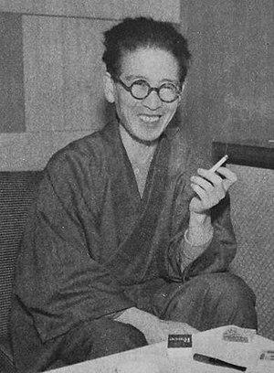 Sei Itō - Sei Itō in 1954
