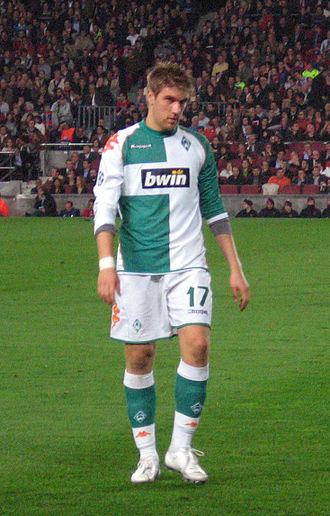 Ivan Klasnić - Klasnić with Werder Bremen in December 2006.