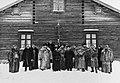 Jääkäriliikkeen niin sanotun itäisen etappitien 10-vuotismuistojuhla Hallassa talvella 1926.jpg