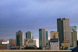 Johor Bahru Central Business District