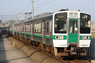 719 series Japanese train type