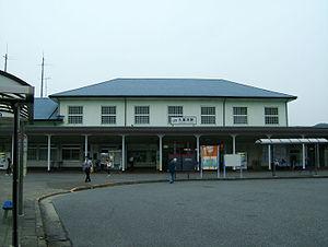 Kurihama Station - Kurihama Station