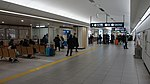 JR Chitose-Line New Chitose Airport Station Concourse.jpg