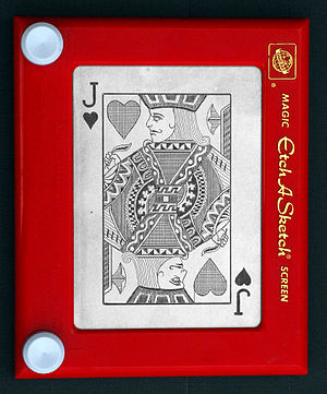 English: The Jack of Hearts, highly detailed, ...