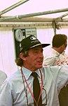 Jackie Stewart at the 1994 British Grand Prix (32418630601).jpg