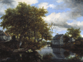 Jacob van Ruisdael - The Great Pool.png