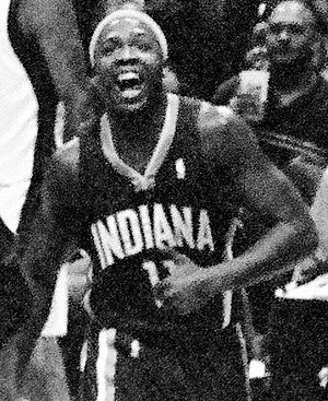 Jamaal Tinsley - Tinsley with the Pacers in 2006.