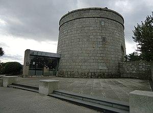James Joyce Tower and Museum - Image: James Joyce Tower 01