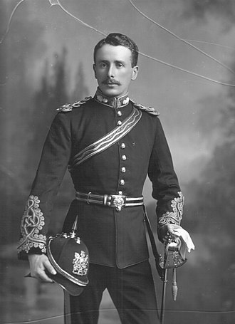 Viscount Southwell - 5th Viscount, by Lafayette, 1900.