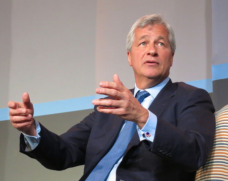JP Morgan To Pay $13 Billion For Causing 2008 Financial Crisis