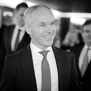 Jan Tore Sanner Norwegian politician