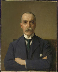 Portret van Isaac de Bruijn (1873-1953)