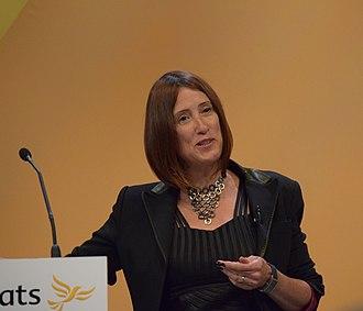Jane Dodds - Image: Jane Dodds at Brighton 2018