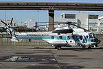 Japan Coast Guard SA332 Puma JA6805 (30403450545).jpg