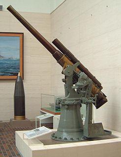 8 cm/40 3rd Year Type naval gun Naval gun