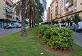 Jardí central del carrer dels sants Just i Pastor, València.JPG