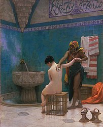 Jean-Léon Gérôme: The Bath