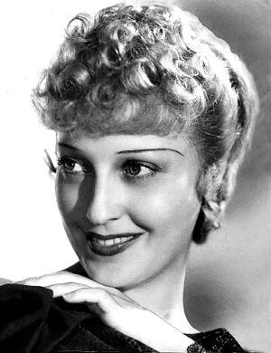Jeanette MacDonald - MacDonald in 1934