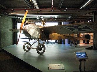 Etrich Taube - Jeannin Stahltaube, Deutsches Technikmuseum, Berlin