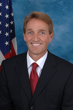 Official photo of Congressman Jeff Flake (R-AZ).