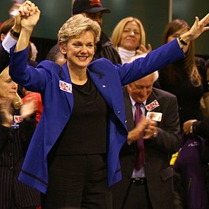 Jennifer Granholm - Granholm at a campaign event in November 2006