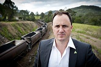 Jeremy Buckingham - Image: Jeremy Buckingham