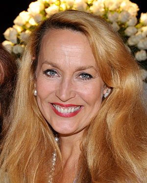 Jerry Hall - Hall in 2009