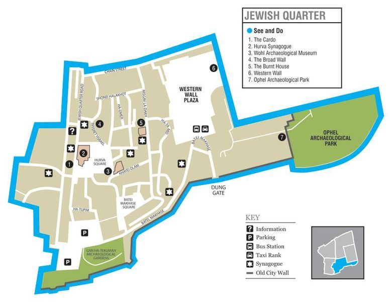 File:Jerusalem Jewish Quarter map.jpg