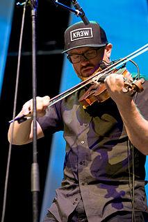 Jesse Zubot Canadian musician