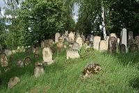 Jewish cemetery in Mladá Boleslav 24.JPG