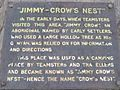 Jim Crow Statue information.JPG